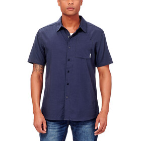Icebreaker Compass t-shirt Heren blauw